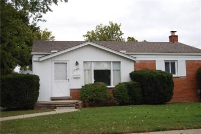 19446 Ingram Street, Livonia, MI 48152 - MLS#: 218108681