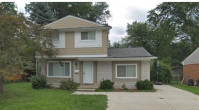 23210 Purdue Avenue, Farmington Hills, MI 48336 - MLS#: 218108720