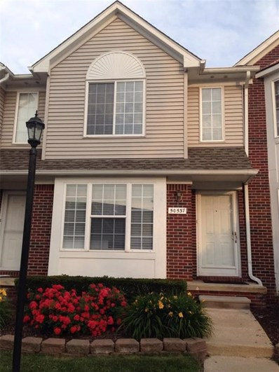 50537 Abbey Drive, New Baltimore, MI 48047 - MLS#: 218108789