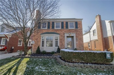 1907 Hunt Club Drive, Grosse Pointe Woods, MI 48236 - MLS#: 218108888