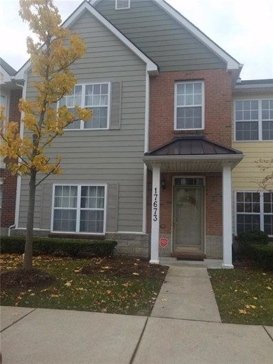 17673 Windflower Dr, Bldg#19 Unit# 31 Drive, Southfield, MI 48076 - MLS#: 218108966