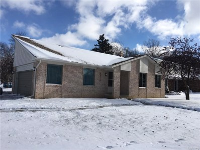 3718 Kings Point Drive, Troy, MI 48083 - MLS#: 218108984
