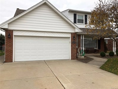 36836 Manning Court, Sterling Heights, MI 48312 - MLS#: 218109165