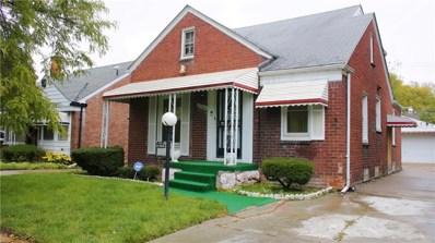 8566 Roselawn Street, Detroit, MI 48204 - MLS#: 218109182
