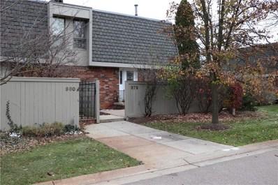 978 Stratford Lane, Bloomfield Hills, MI 48304 - MLS#: 218109357