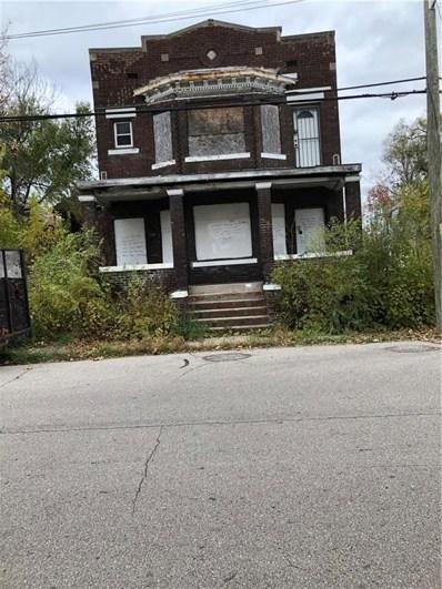 543 Custer Street, Detroit, MI 48202 - MLS#: 218109454