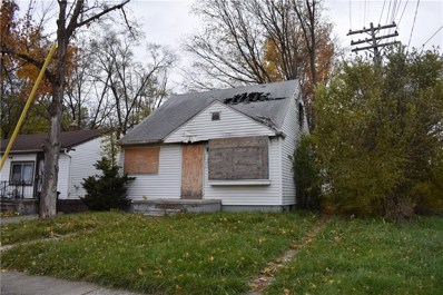 19126 Bentler Street, Detroit, MI 48219 - MLS#: 218109479
