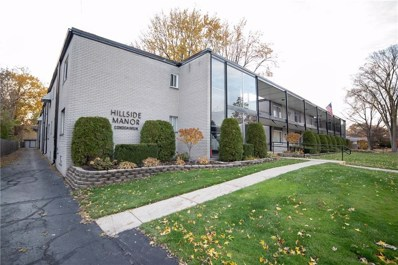 3421 Hillside Drive UNIT 28, Royal Oak, MI 48073 - MLS#: 218109516