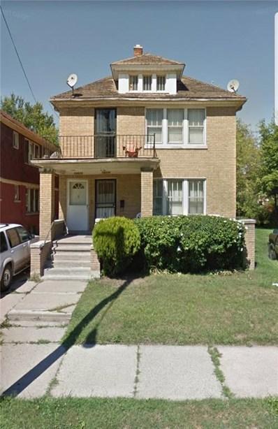 14077 Glenwood Street, Detroit, MI 48205 - MLS#: 218109554