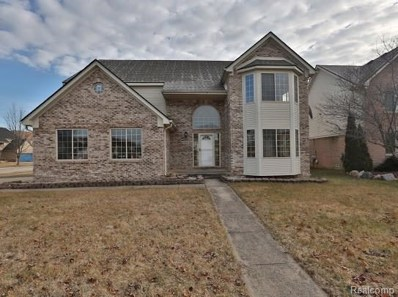 24167 Brentwood Drive, Brownstown Twp, MI 48183 - MLS#: 218109624