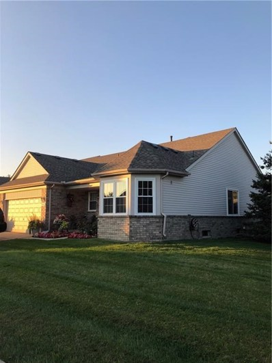 41034 Greenspire Drive, Clinton Twp, MI 48038 - MLS#: 218109746