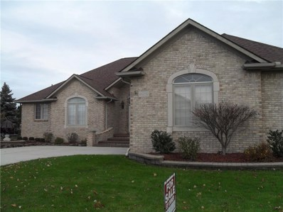 46232 Hampton Drive, Shelby Twp, MI 48315 - MLS#: 218109894