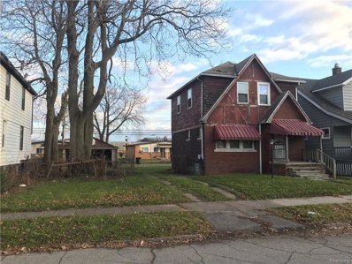 251 Polk Avenue, River Rouge, MI 48218 - MLS#: 218110008