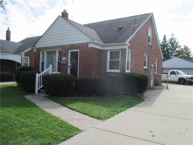 15637 Horger Avenue, Allen Park, MI 48101 - MLS#: 218110212