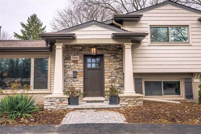 3060 Middlebury Lane, Bloomfield Twp, MI 48301 - MLS#: 218110237