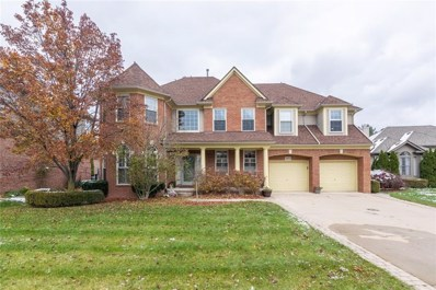 19613 Quartz Court, Macomb Twp, MI 48044 - MLS#: 218110320