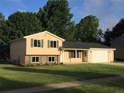 610 Metcalf Drive, Imlay City, MI 48444 - MLS#: 218110356