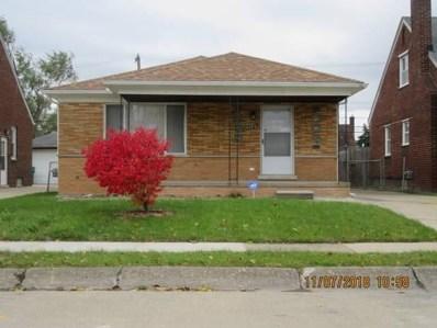 15394 Collinson Ave, Eastpointe, MI 48021 - MLS#: 218110412