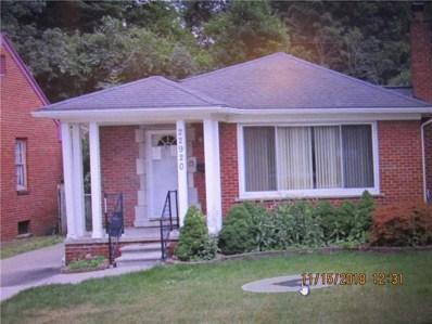 22920 Outer Drive, Dearborn, MI 48124 - MLS#: 218110597