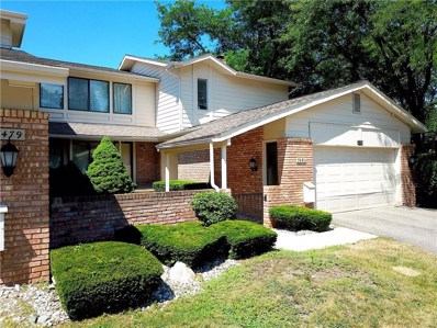 7481 Pebble Lane, West Bloomfield Twp, MI 48322 - MLS#: 218110599