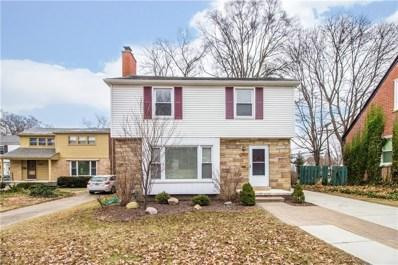 1808 N Vermont Avenue, Royal Oak, MI 48073 - MLS#: 218110650