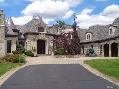 5339 Trillium Court, Orchard Lake Village, MI 48323 - #: 218110729