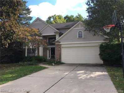 7320 Willow Oak, West Bloomfield Twp, MI 48324 - MLS#: 218110770