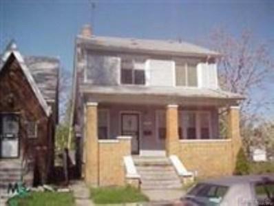 19141 Norwood Street, Detroit, MI 48234 - MLS#: 218110800