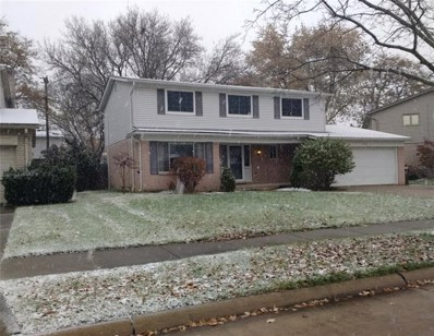 1216 Blairmoor Court, Grosse Pointe Woods, MI 48236 - MLS#: 218110842