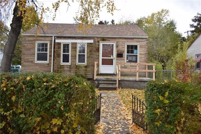 18598 Roscommon Street, Harper Woods, MI 48225 - MLS#: 218110915