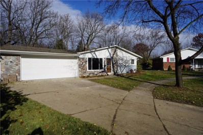 805 Parkview Drive, Plymouth, MI 48170 - MLS#: 218110980