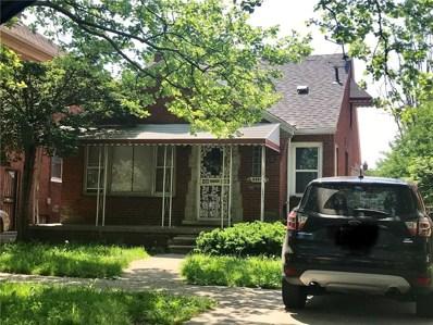 20017 Packard Street, Detroit, MI 48234 - MLS#: 218111058