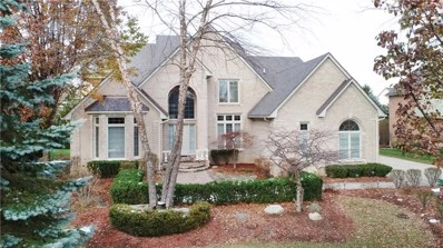 3862 Teakwood Lane, Rochester Hills, MI 48309 - MLS#: 218111164