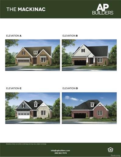 17016 Forest Edge Court, Northville Twp, MI 48168 - MLS#: 218111193