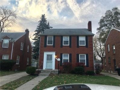 18701 Lauder Street, Detroit, MI 48235 - MLS#: 218111206