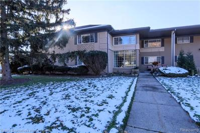 2309 Walton Blvd UNIT 34, Rochester Hills, MI 48309 - MLS#: 218111228