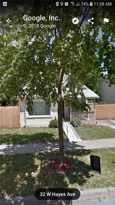 32 W Hayes Avenue, Hazel Park, MI 48030 - MLS#: 218111245
