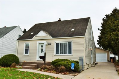 20820 Bon Heur Street, St. Clair Shores, MI 48081 - MLS#: 218111250