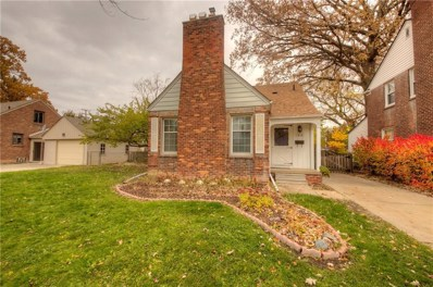 1818 Oxford Road, Grosse Pointe Woods, MI 48236 - MLS#: 218111384