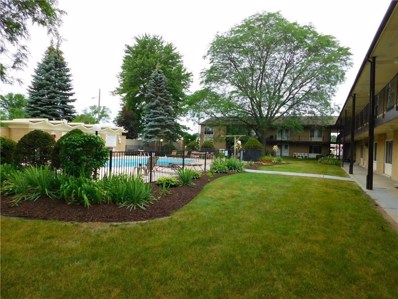 1450 Ann Arbor Road W UNIT 32, Plymouth, MI 48170 - MLS#: 218111501