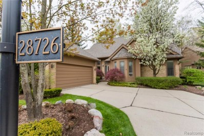 28726 Hidden Trail UNIT 50, Farmington Hills, MI 48331 - MLS#: 218111545