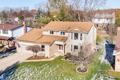 164 Rose Brier Drive, Rochester Hills, MI 48309 - MLS#: 218111566