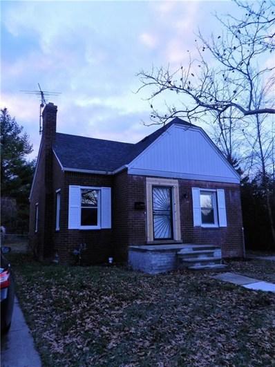6151 Hereford Street, Detroit, MI 48224 - MLS#: 218111828