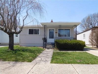 4656 Detroit Street, Dearborn Heights, MI 48125 - MLS#: 218111885