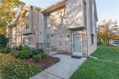 42799 Lilley Pointe Drive UNIT 137, Canton Twp, MI 48187 - MLS#: 218111959