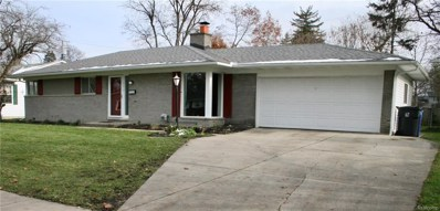 131 Browning Drive, Howell, MI 48843 - #: 218112049