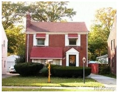 19331 Coyle Street, Detroit, MI 48235 - MLS#: 218112123