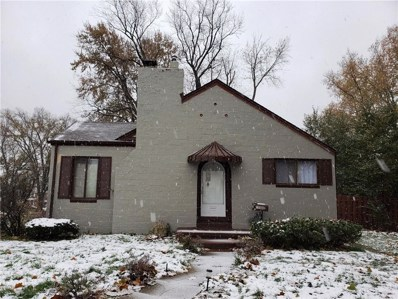 15906 Collingham Drive, Detroit, MI 48205 - MLS#: 218112314