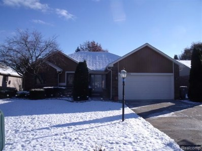 43092 Sinnamon, Clinton Twp, MI 48038 - MLS#: 218112339
