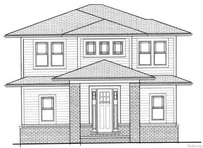 3242 Phillips (Lot A) Avenue, Berkley, MI 48072 - MLS#: 218112467